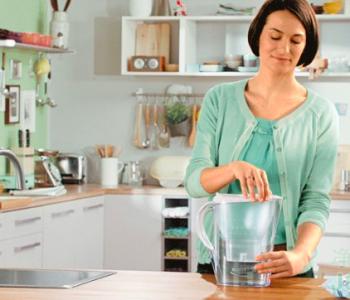 没有安装净水器,是怎么喝到放心水的?