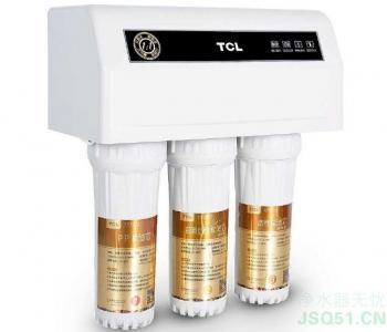 TCL牌反渗透净水机登质检黑榜,不合格项目涉及耗氧量